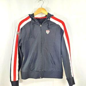 Ducati Corse Hoodie Sweatshirt Jacket